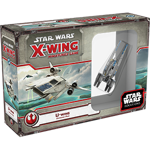 Star Wars X-Wing U-Wing Expansion Pack 1st Edition