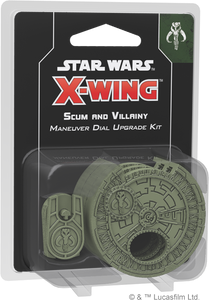 Scum and Villainy Maneuver Dial Upgrade