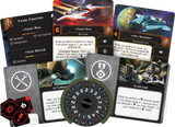 Star Wars X-Wing Fang Fighter Expansion Pack Spread