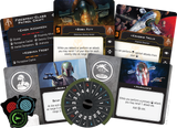 Star Wars X-Wing Slave I Expansion Pack Spread