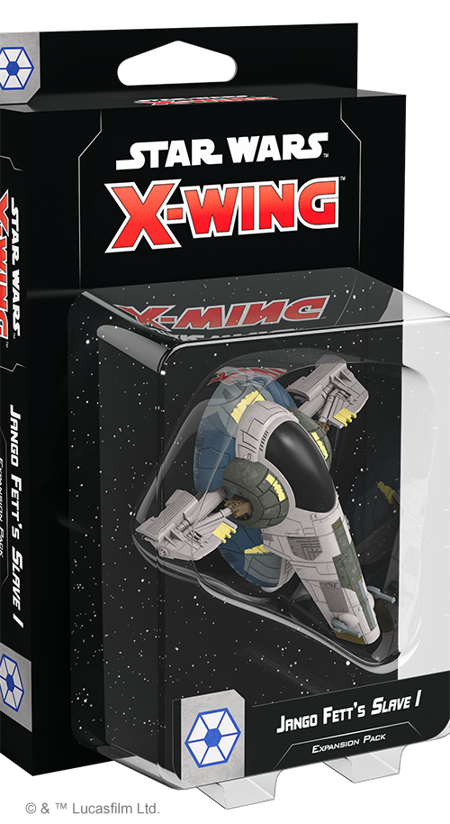 Star Wars X-Wing: Jango Fett's Slave I Expansion Pack