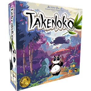 Takenoko-Board Games-Athena Games Ltd