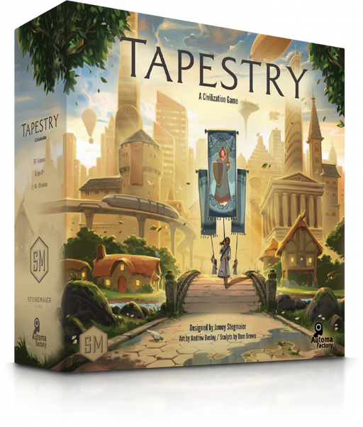 Tapestry-Stonemaier Games-Athena Games Ltd