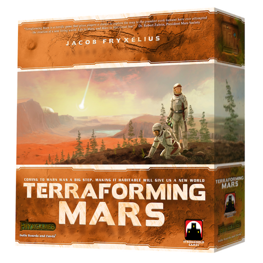 Terraforming Mars-Stronghold Games-Athena Games Ltd