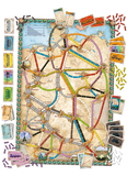 Ticket to Ride Germany-Board Games-Athena Games Ltd