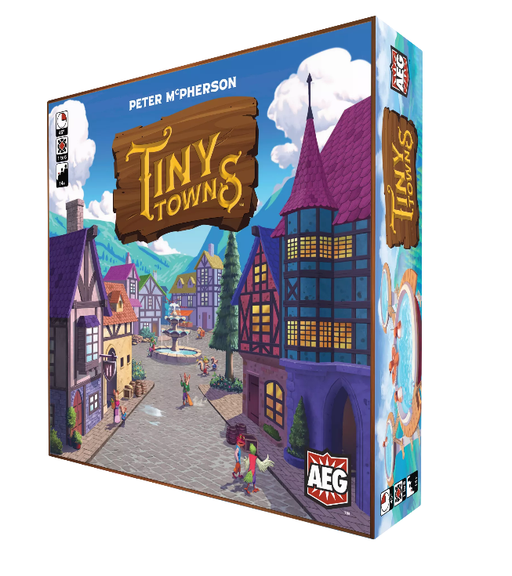 Tiny Towns-Alderac Entertainment Group-Athena Games Ltd