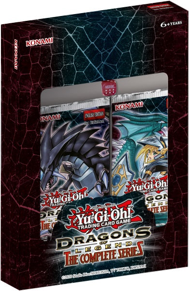 Yugioh Dragons of Legend: The Complete Series