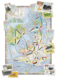 Ticket to Ride Map Collection: Volume 5 – United Kingdom & Pennsylvania-Board Games-Athena Games Ltd