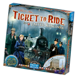 Ticket to Ride Map Collection: Volume 5 – United Kingdom & Pennsylvania