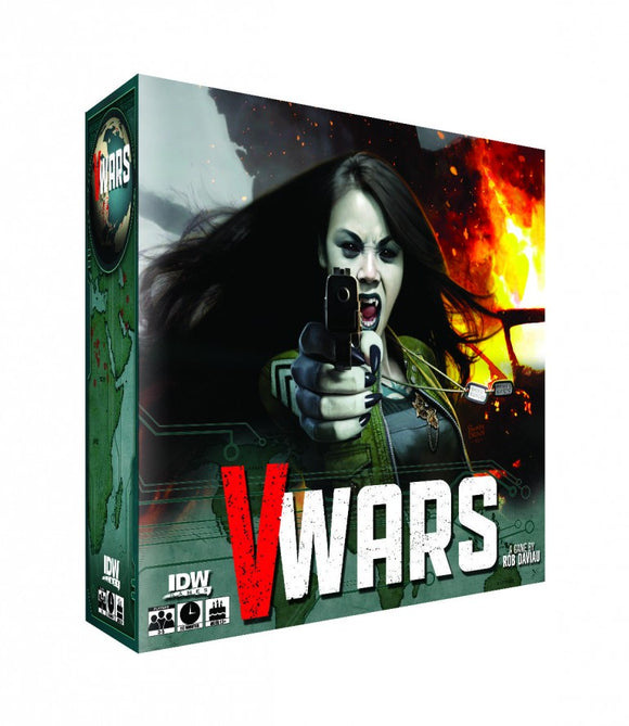 V Wars-Board Games-Athena Games Ltd