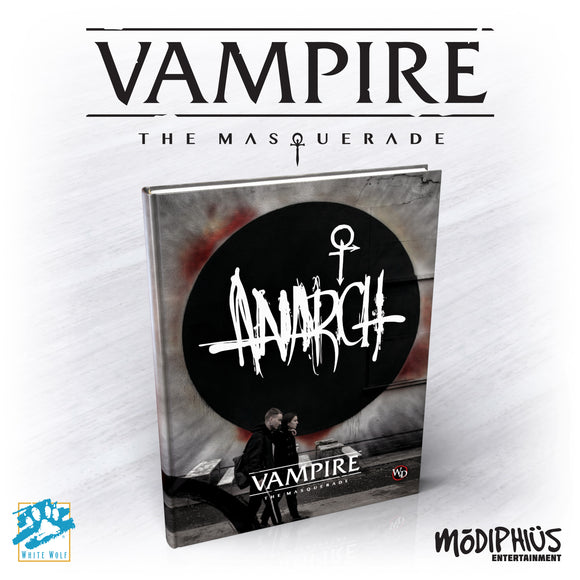 Vampire: The Masquerade - Anarch Supplement