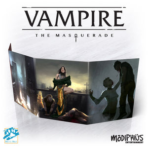 Vampire: The Masquerade 5th Edition Storyteller Screen