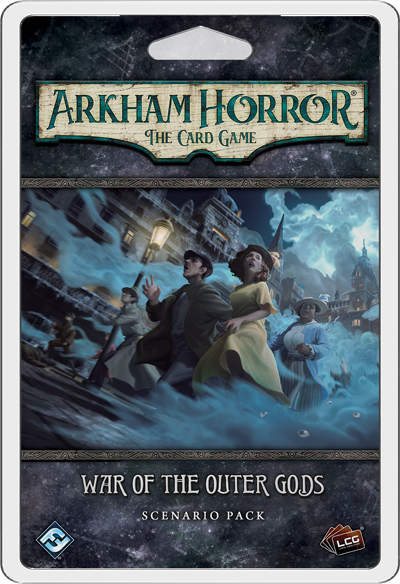 War of the Outer Gods Scenario Pack - Arkham Horror LCG