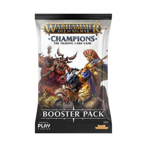 Age of Sigmar Champions Booster Pack
