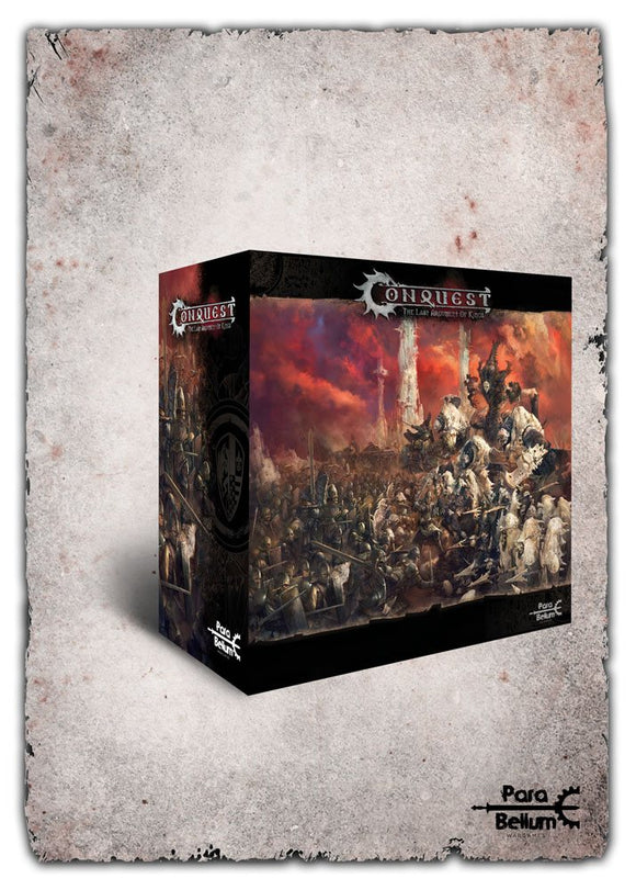 Conquest: The Last Argument of Kings Core Box Set