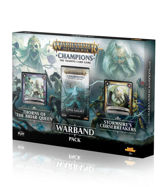 Warhammer Age of Sigmar Champions Warband Collectors Pack