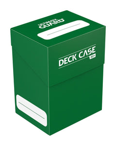 Ultimate Guard Deck Case 80+ Green