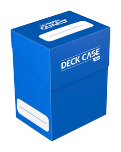 Ultimate Guard Deck Case 80+ Royal Blue