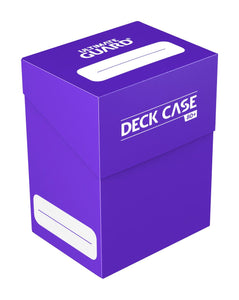 Ultimate Guard Deck Case 80+ Purple