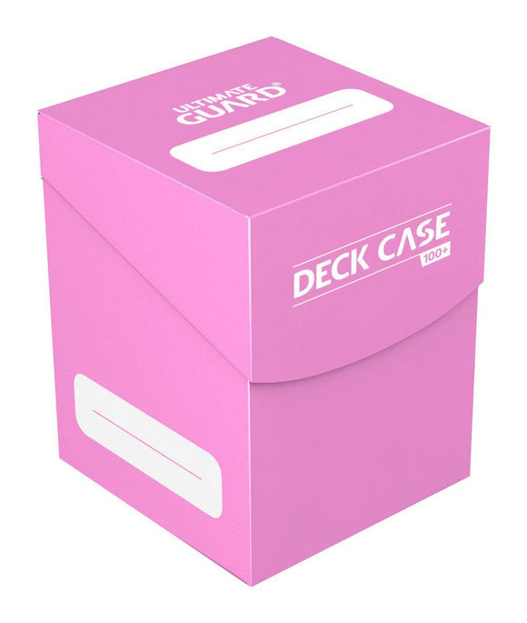 Ultimate Guard Deck Case 100+ Pink