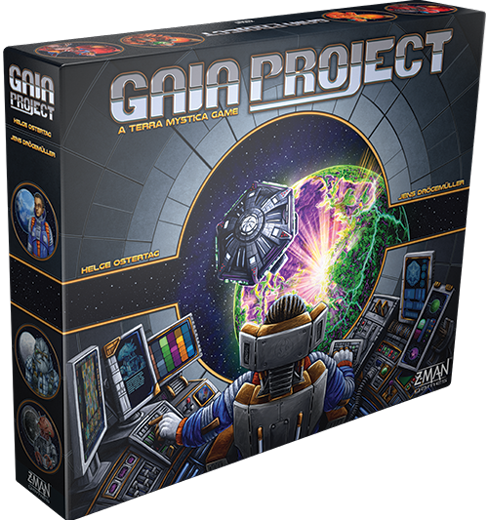 Gaia Project-Board Games-Athena Games Ltd