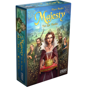 Majesty For The Realm Board Game