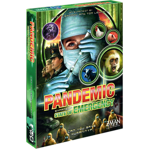Pandemic State of Emergency Box Cover