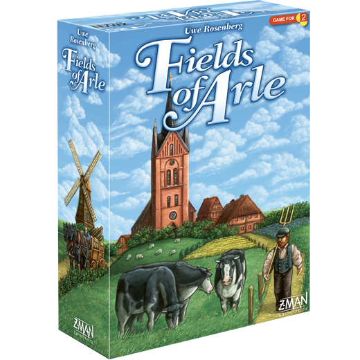 Fields of Arle-Board Games-Athena Games Ltd