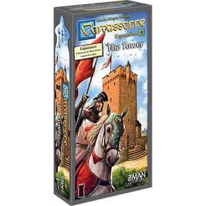 Carcassonne - The Tower Box