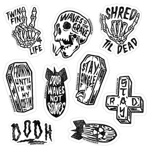 Flash Sticker Pack