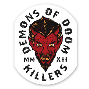 DEVIL STICKER