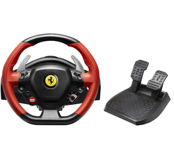 Thrustmaster Ferrari 458 Spider Racing Wheel (Xbox One) - Grizzi