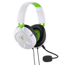 Turtle Beach Recon 50X White Stereo Gaming Headset - Xbox One, Xbox One S, PS4 Pro and PS4 - Grizzi