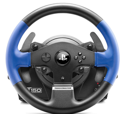 Thrustmaster T150 Force Feedback Wheel (PS4/PS3/PC DVD) - Grizzi
