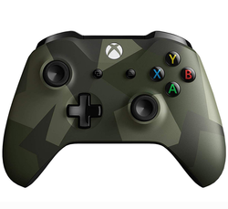 Official Xbox One Wireless Controller Armed Forces ll Special Edition - Grizzi