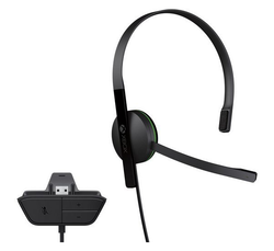 Official Xbox One Chat Headset (Xbox One) - Grizzi