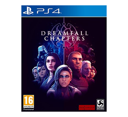 Dreamfall Chapters (PS4) - Grizzi