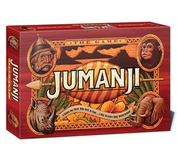 Jumanji Original Board Game - Grizzi