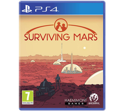 Surviving Mars (PS4) - Grizzi