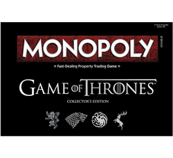 Monopoly: Game of Thrones Collector's Edition - Grizzi