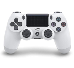Sony PlayStation DualShock 4 Controller - Glacier White - Grizzi