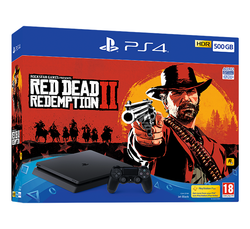 Red Dead Redemption 2 PS4 500GB Bundle - Grizzi