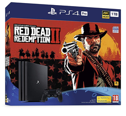 Red Dead Redemption 2 PS4 Pro 1TB Bundle - Grizzi