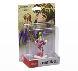 Tiki amiibo: Fire Emblem Collection (Nintendo Wii U/3DS/Switch) - Grizzi