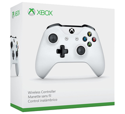 Official Xbox Wireless Controller - White - Grizzi