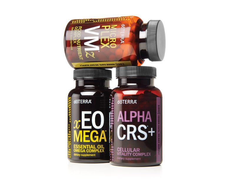 doTERRA Lifelong Vitality Pack - Purity of Earth
