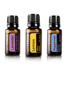 doTERRA Essential Oils Starter Trio - Purity of Earth