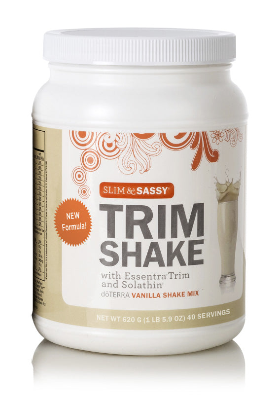 Slim & Sassy TrimShake—Vanilla - Purity of Earth