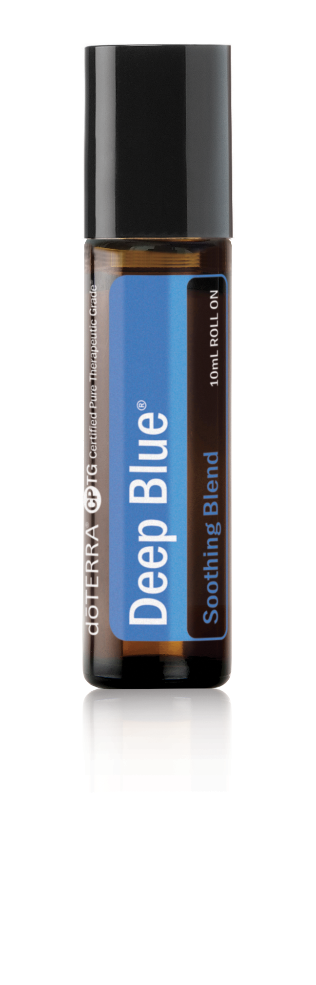 Deep Blue Soothing Blend Oil Roll-On - Purity of Earth