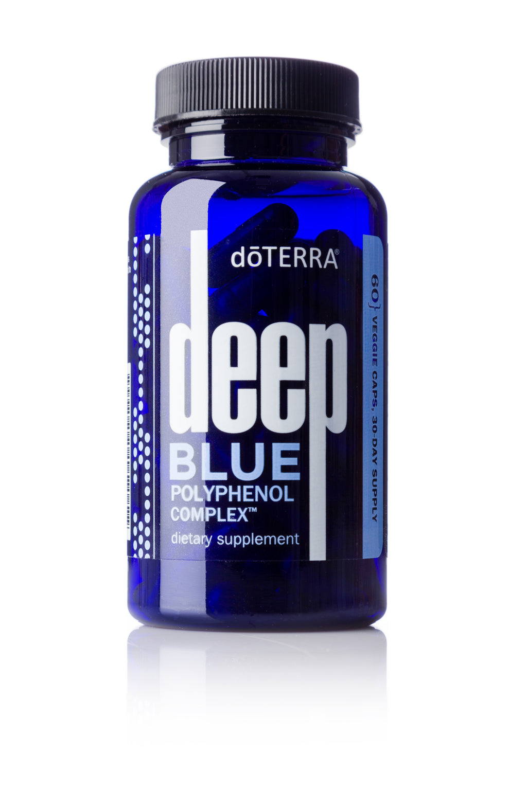 Deep Blue Polyphenol Complex - Purity of Earth